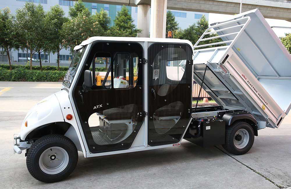 Alke Electric Vehicle