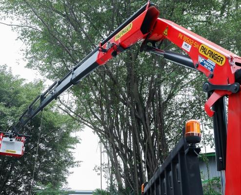 PALFINGER Crane