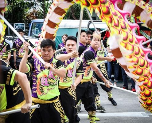 CNY 2019 Opening Wong Fong