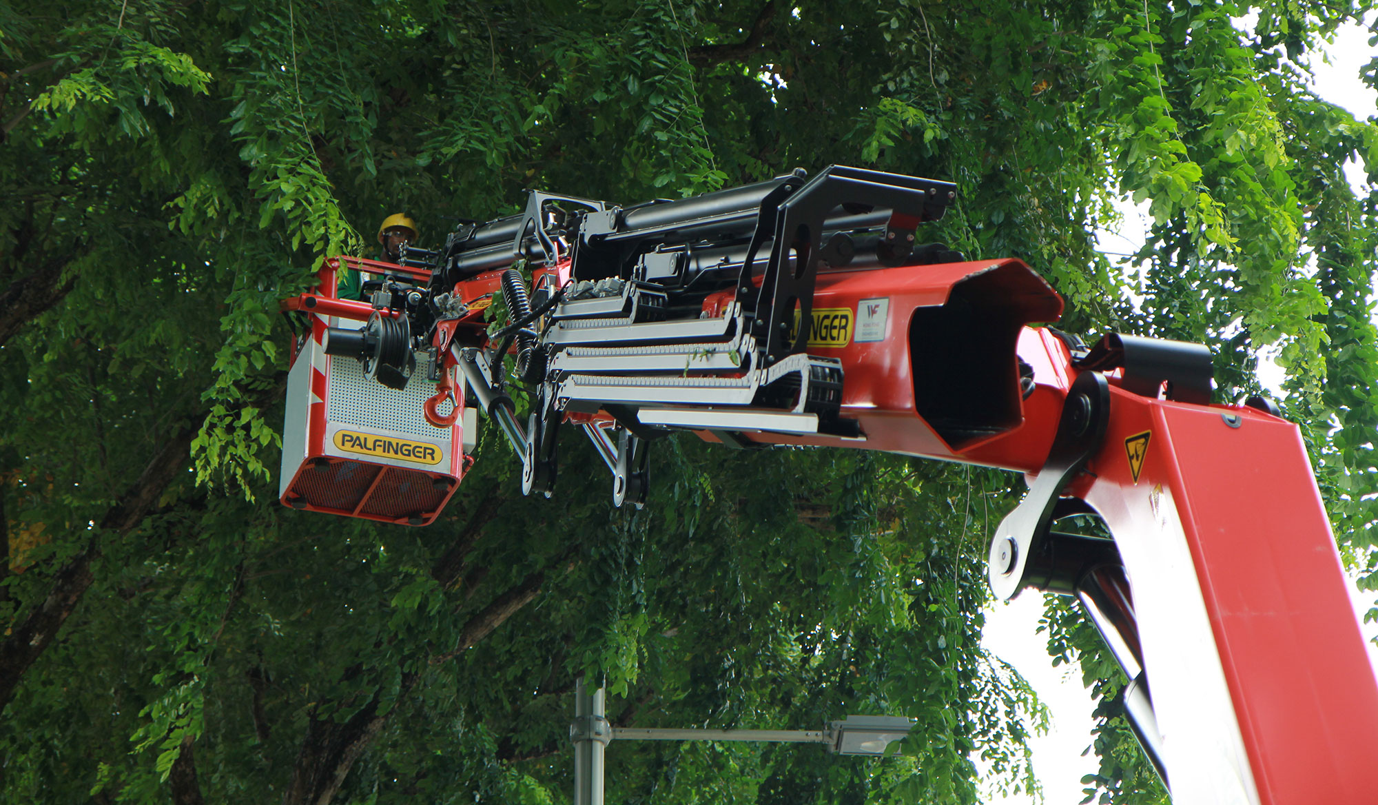 Lorry Crane Singapore
