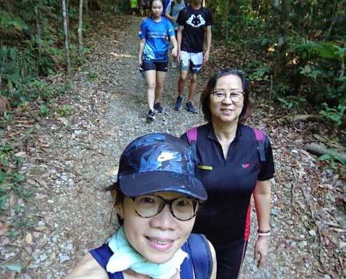 MacRitchie Reservoir TreeTop Walk 2019