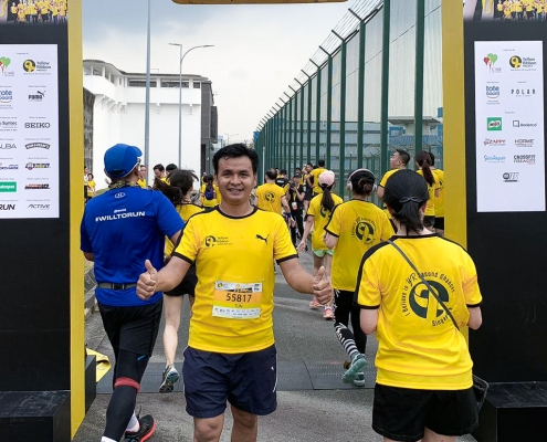 Yellow Ribbon Run 2019